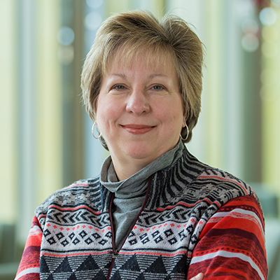 photo of Sue Gaard