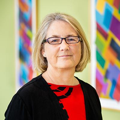 Barb Pinekenstein portrait
