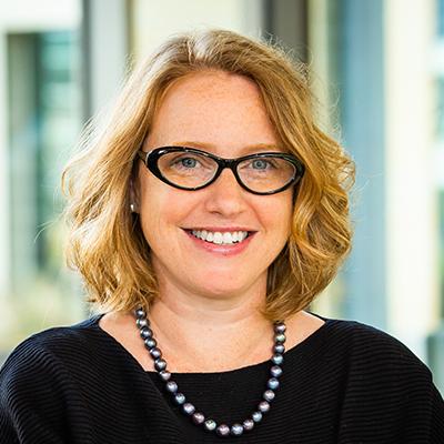 Portrait of Tracy Saladar