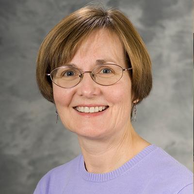 photo of Audrey Tluczek
