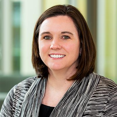 Portrait of Carrie Bennett
