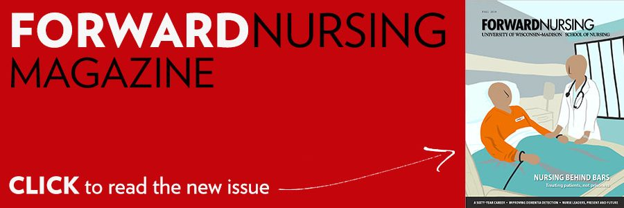 Click to view the newest issue of Forward Nursing magazine.