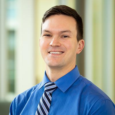 Portrait of Joe Wszalek