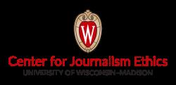 Center for Journalism Ethics logo