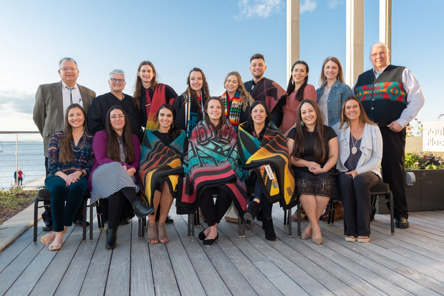 Native American Center for Health Professions graduation ceremony